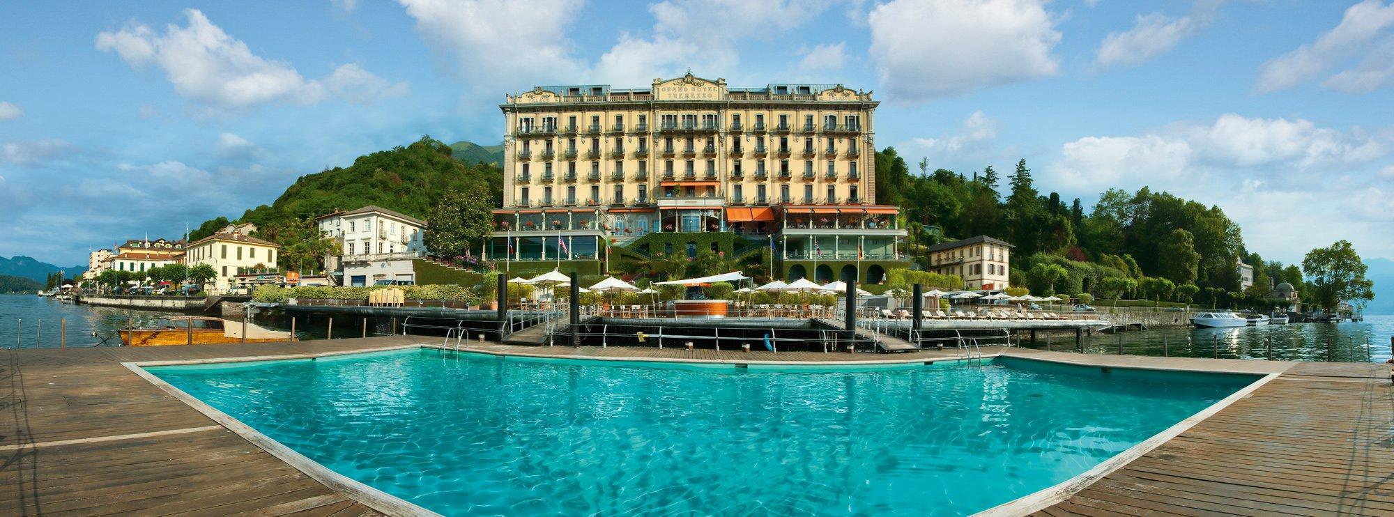 Grand Hotel Tremezzo Lake Como Italy Hip Trip